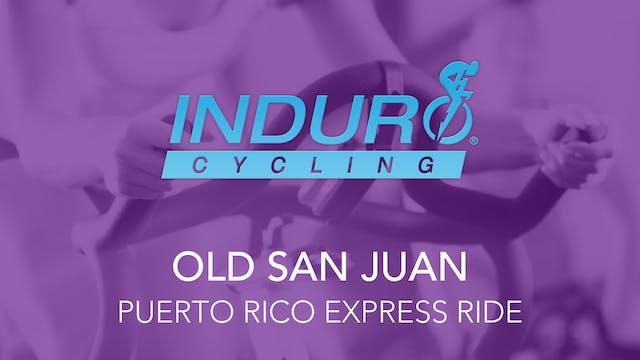 Induro Cycling Studio: Old San Juan, ...