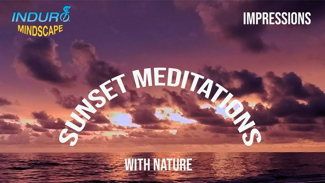 Induro Mindscape with the Sounds of Nature: Impressions Sunset