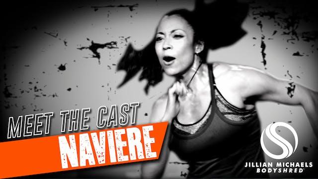 BODYSHRED Cast: Naviere