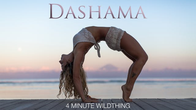 Dashama: 4 Minute Wildthing