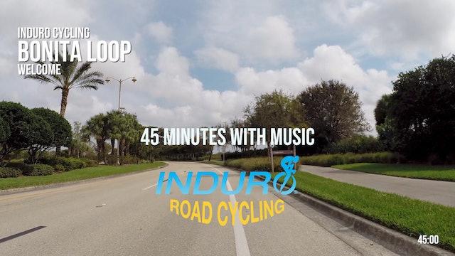 Induro Cycling with Music: Bonita Springs, Florida - 45 Minute Ride