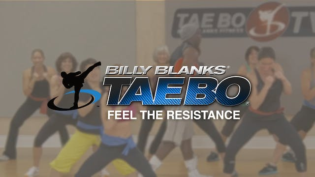 Billy Blanks: Feel the Resistance