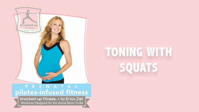 Erica Ziel: Toning with Squats