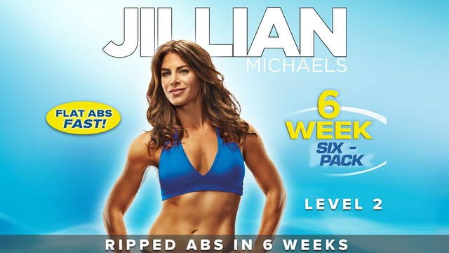 Jillian Michaels: 6 Week Six Pack - L...