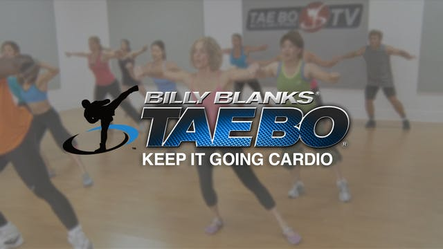 Billy Blanks: Keep It Going Cardio