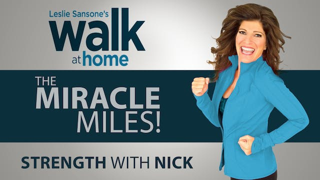 Leslie Sansone: Strength with Nick