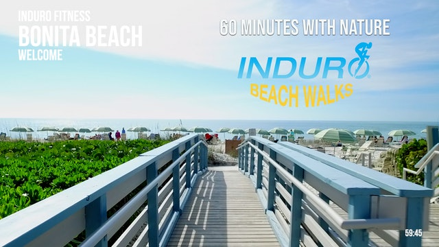 Induro Beach Walking with Nature: Bonita Beach, Florida - 60 Minute Walk