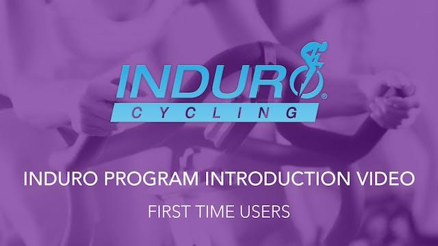 Induro Program Introduction Video Rec...