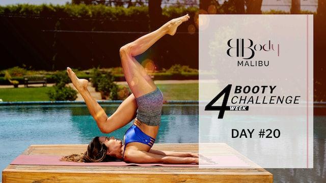 Brooke Burke: Day 20 | 4-week Booty Challenge