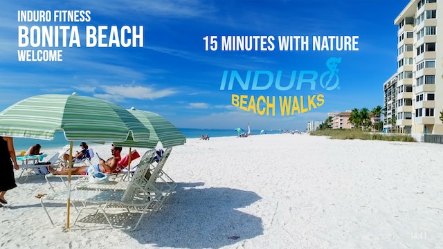 Induro Beach Walking with Nature: Bonita Beach, Florida - 15 Minute Walk