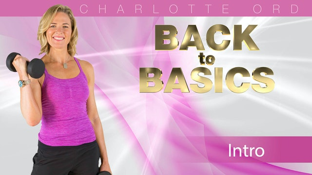 Charlotte Ord: Back to Basics - Introduction