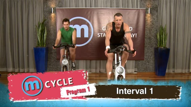 Mark Moon: Cycle Cardio - Volume 1