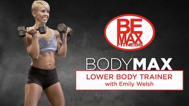BEMAX: BodyMAX Lower Body Trainer