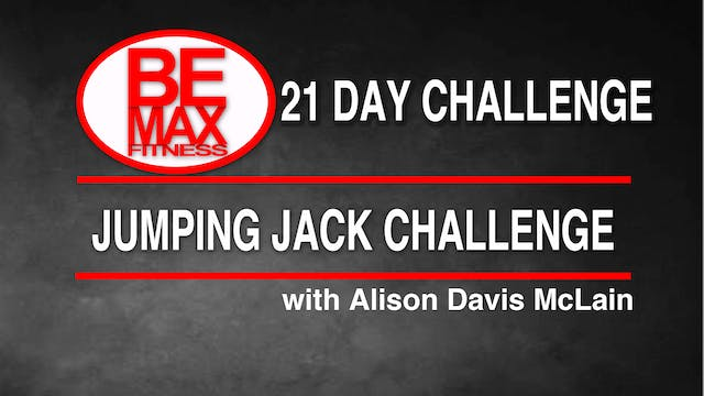 Bemax: Jumping Jacks