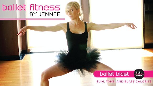 Jennee McCormick: Ballet Fitness - Ballet Blast