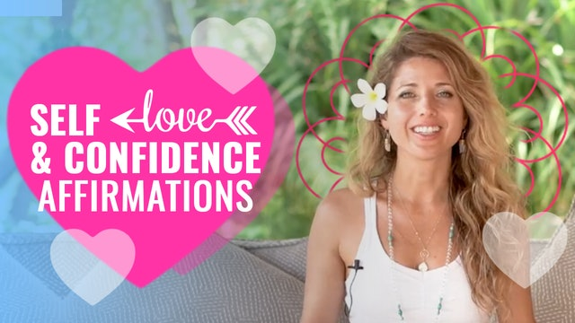 Dashama 7-Day Flow State Challenge: Day 3 - Self Love & Confidence Affirmations