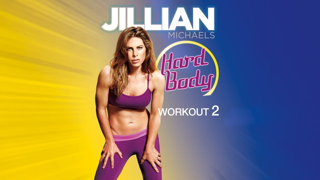 Jillian Michaels: Hard Body - Workout 2