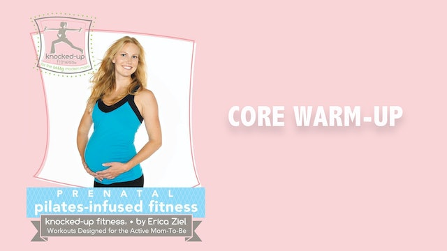Erica Ziel: Core Warmup