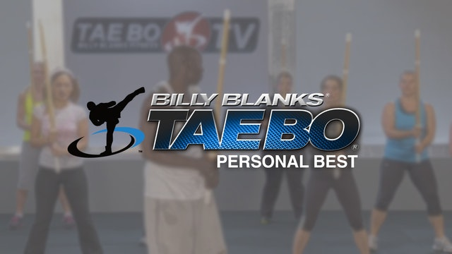 Billy Blanks: Personal Best