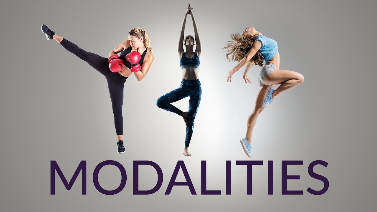 Workouts by Modality & Targeted Areas