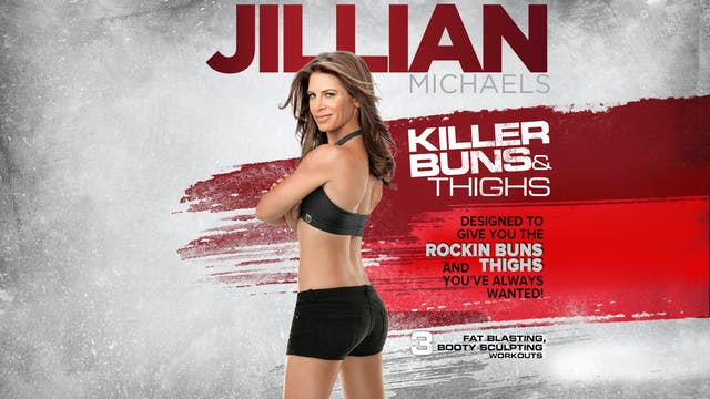 Jillian Michaels: Killer Buns & Thigh...
