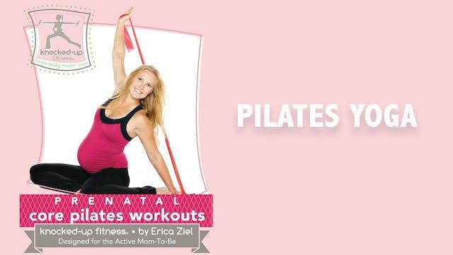 Erica Ziel: Pilates - Yoga