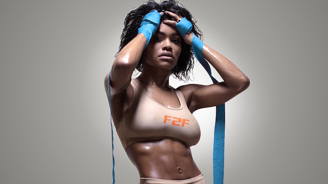 Fade2Fit with Teyana Taylor