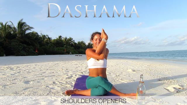 Dashama: Shoulders Openers