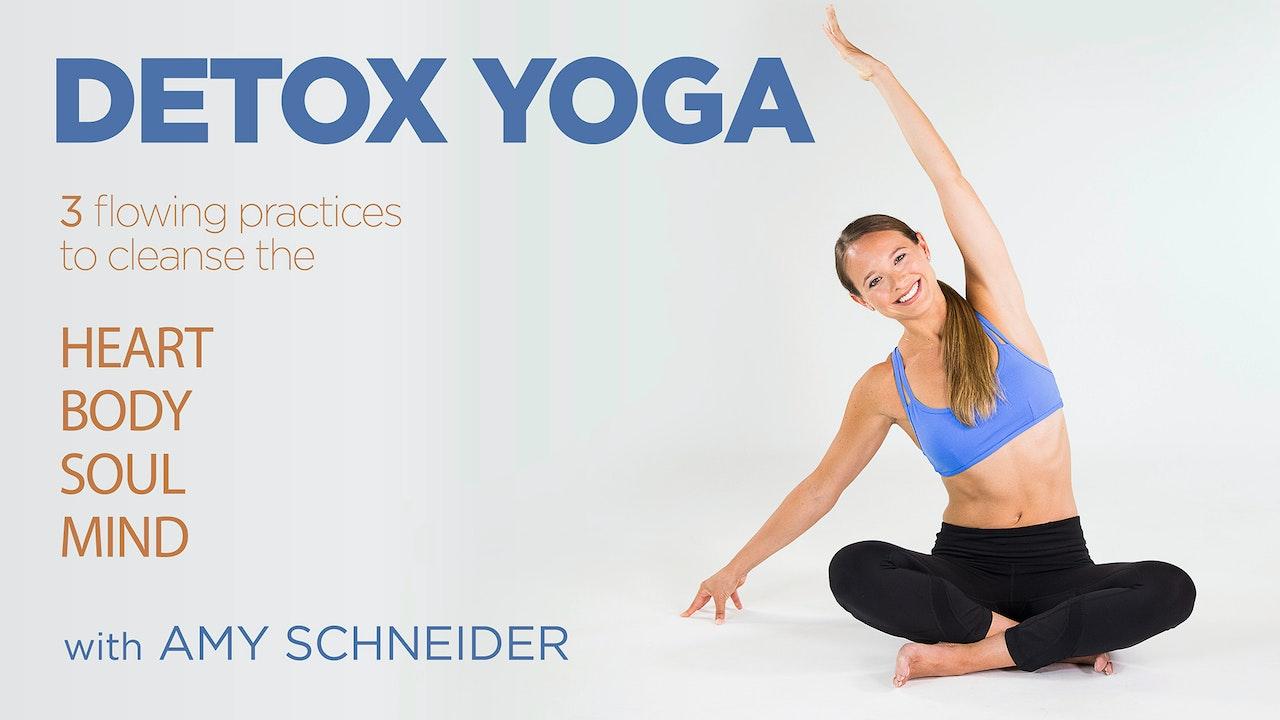 Amy Schneider: Detox Yoga