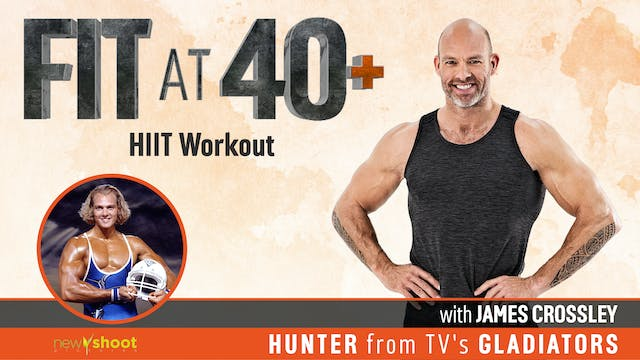 Fit at 40+ with James Crossley: HIIT ...