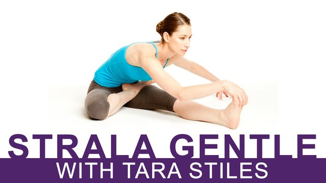 Tara Stiles: Strala - GENTLE