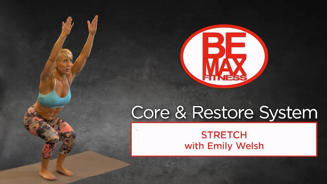 BEMAX Core and Restore: Stretch