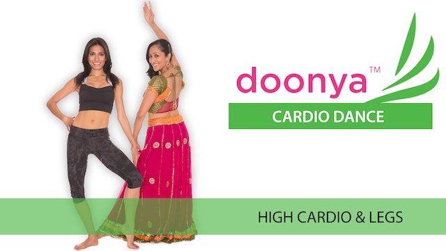 Doonya: Cardio Dance - High Cardio and Legs