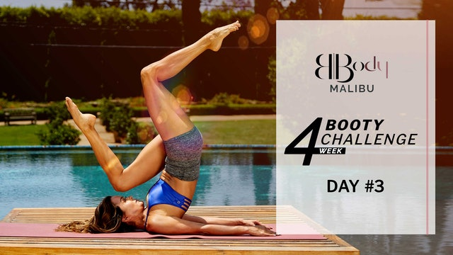 Brooke Burke: Day 3 | 4-week Booty Challenge