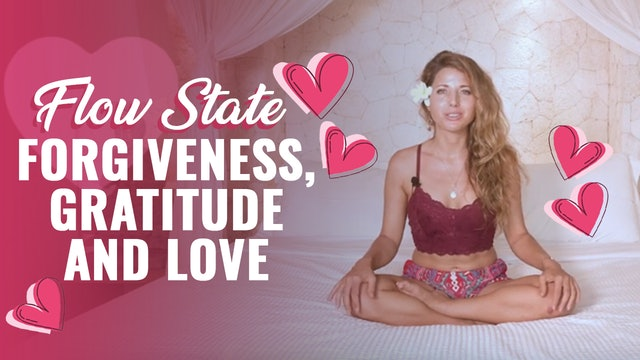 Dashama 7-Day Flow State Challenge: Day 4 - Forgiveness & Love EFT