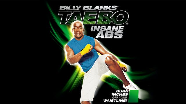 Billy Blanks: Insane Abs