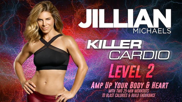 Jillian Michaels: Killer Cardio Level 2
