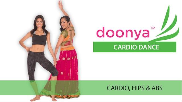 Doonya: Cardio Dance - Cardio, Hips a...