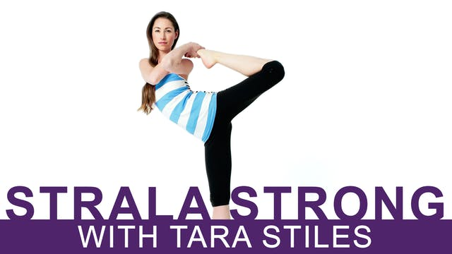 Tara Stiles: Strala STRONG