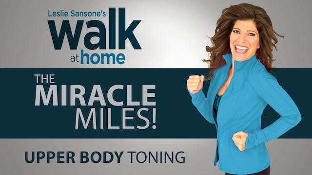 Leslie Sansone: Upper Body Toning