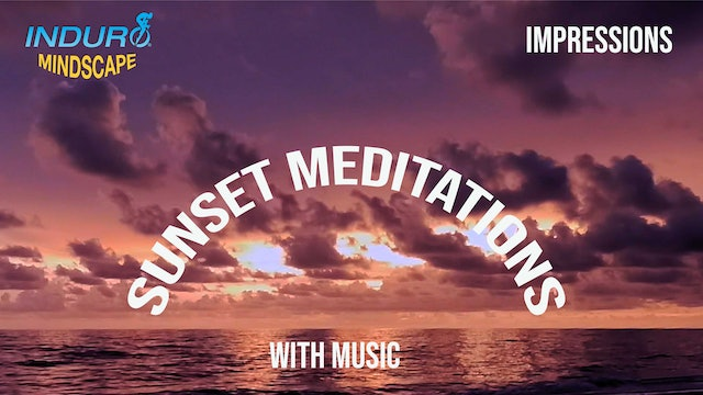 Induro Mindscape with Music: Impressions Sunset