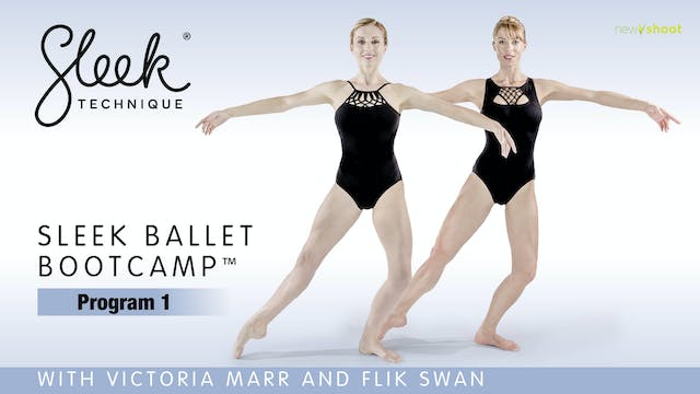 Sleek Ballet Bootcamp: Program 1