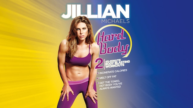 Jillian Michaels: Hard Body - Complete