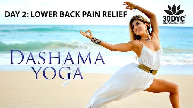 30 Day Yoga Challenge: Practice 2 - L...