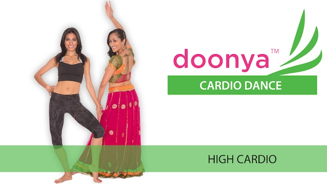 Doonya: Cardio Dance - High Cardio
