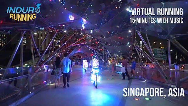 Induro Running: Singapore, Asia - 15 ...