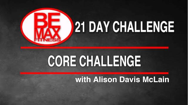 Bemax: Core Challenge