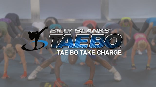 Billy Blanks: TaeBo Take Charge