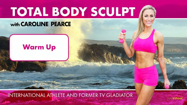 Caroline Pearce: Total Body Sculpt: W...