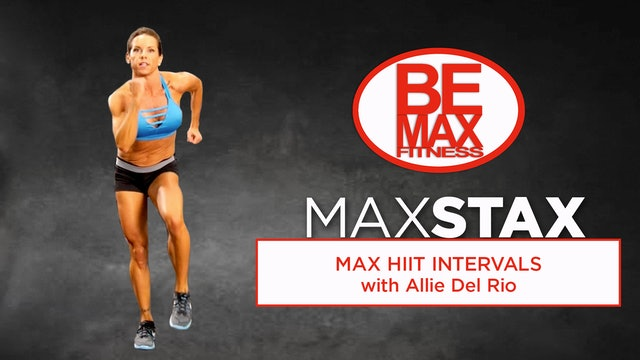 Bemax STAX: Max HIIT Drills